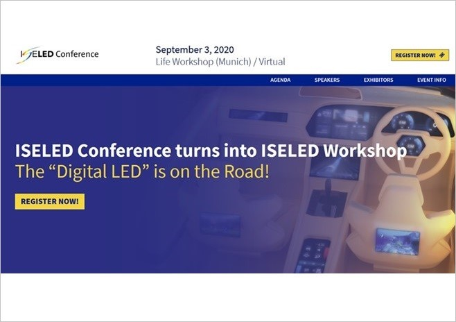 ISELED Conference turns into ISELED Workshop